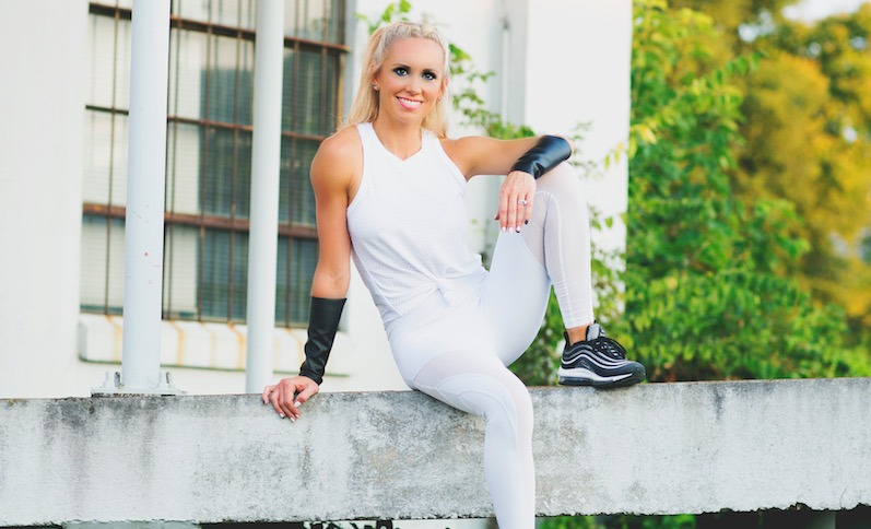 Personal Trainer Stephanie Newcomb Created An 8-Week Program You Can Do From Anywhere
