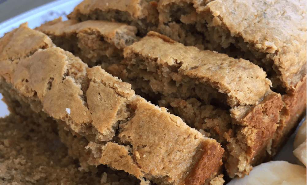 A Top Little Rock Personal Trainer's Go-To Healthy Banana Bread Recipe