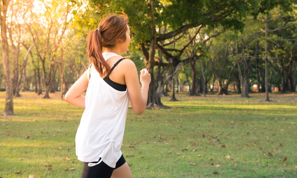 Stay On Your Feel Good Game With These Workout-From-Anywhere Travel Tips