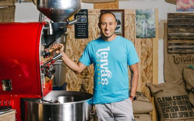 Coffee With A Purpose: Leiva's Coffee Is A Single Origin, Small Batch Coffee Company With A Passion For Giving Back To Community