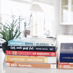 The Southern Well Being's Holiday Gift Guide featured by top US wellness blogger, Elizabeth Finch Wellness: image of books