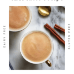 easy vegan chai latte recipe featured by top US wellness blogger, Elizabeth Finch Wellness