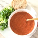 creamy vegan tomato bisque recipe