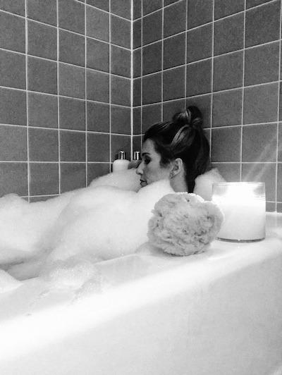 benefits of hot baths