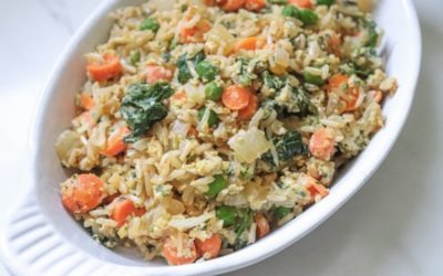 Better Than Takeout Homemade Fried Rice Recipe