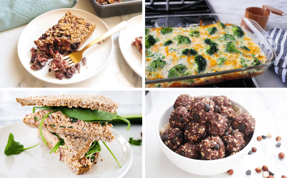 6 Make Ahead Healthy Meals For Your Next Weekend Trip