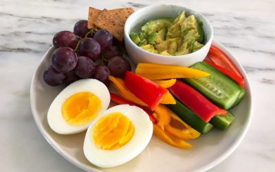 Healthy Lunch And Snack Ideas For Work